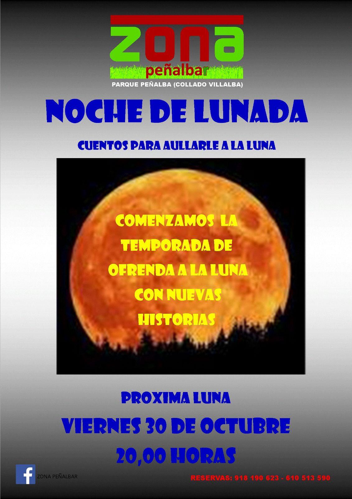 Halloween en la Sierra de Guadarrama