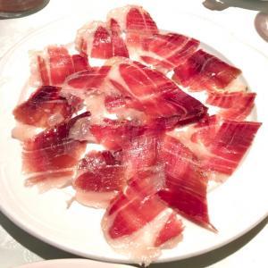 Ración de jamón