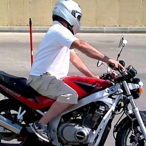 Clase de moto