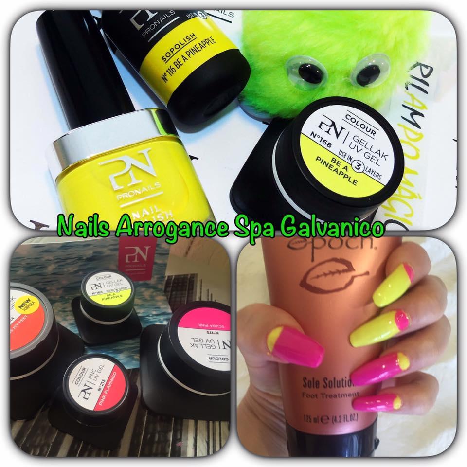 Nails Arragance