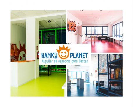 Hanky  Planet Villalba