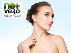 ¡Rejuvenece tu rostro en No +Vello desde sólo  38€ !